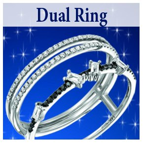 Dual Ring Collection